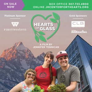 Hearts of Glass Jackson poster